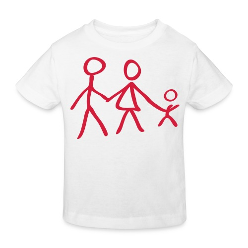 familia niño - Camiseta ecológica niño