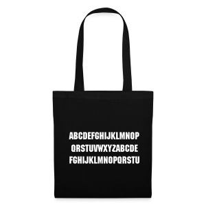 ABC 123 BAG - Tote Bag