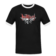 T-Shirts ~ Männer Kontrast-T-Shirt ~ HELLFEST Kontrast