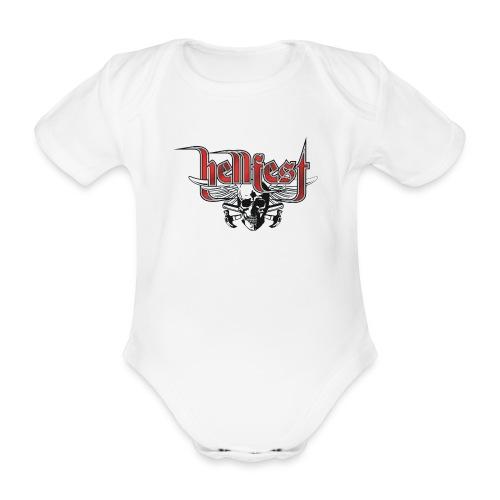 HELLFEST Baby Body - Baby Bio-Kurzarm-Body
