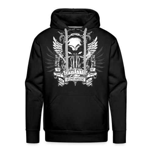 Omistettu Hoodie MEN - Mannen Premium hoodie