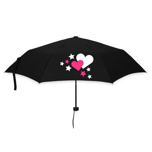 ombrello con cuoricini - Ombrello tascabile