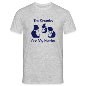 The Gnomies Are My Homies