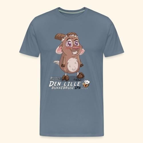 Den lille bukkebruse - Herre premium T-shirt
