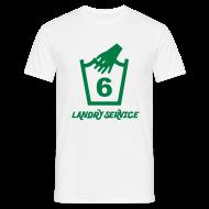 T-Shirts ~ Men's T-Shirt ~ Landry Service