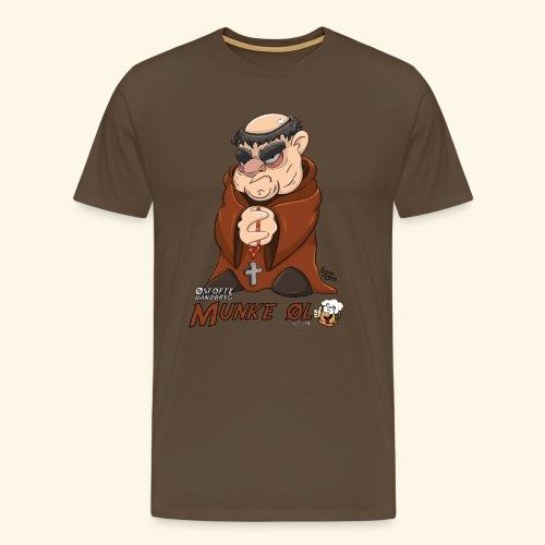 Munken - Herre premium T-shirt