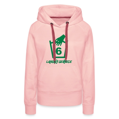 Landry Service - Women's Premium Hoodie
