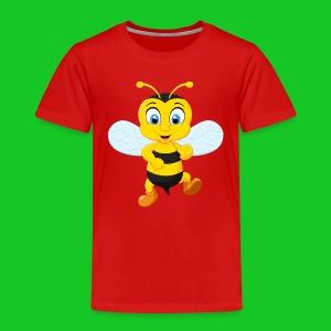 Blije bij kinder t-shirt - Kinderen Premium T-shirt