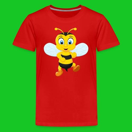 Blije bij teenager t-shirt - Teenager Premium T-shirt