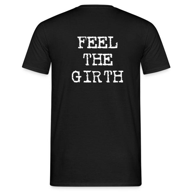 Alternative Feel The Girth Tee