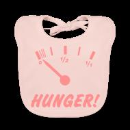Baby Lätzchen ~ Baby Bio-Lätzchen ~ Hunger - Baby Bio-Lätzchen