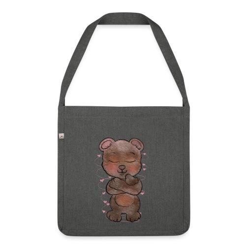 Mamabear väska - Axelväska av återvinningsmaterial