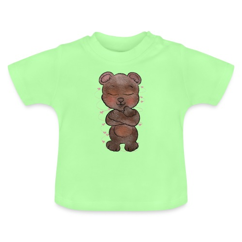 Mamabear T-shirt 2 - Baby-T-shirt