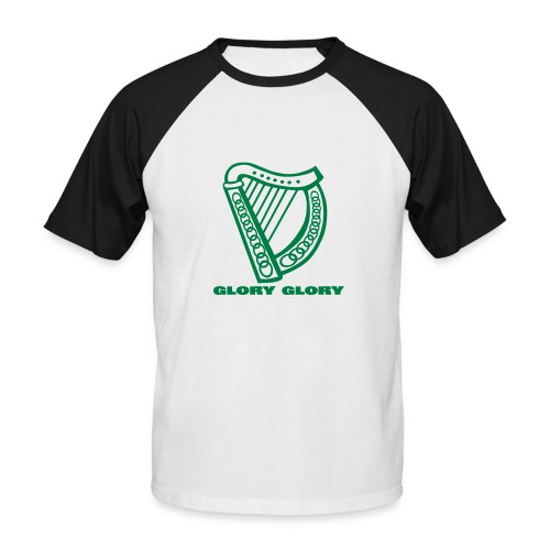 Glory Glory - Men's Baseball T-Shirt
