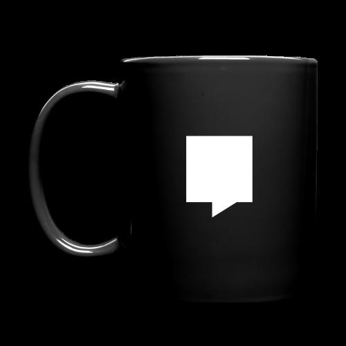 Box Mug - Tasse einfarbig