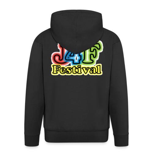 Just4Fun-Festival Kapuzenjacke - Männer Premium Kapuzenjacke