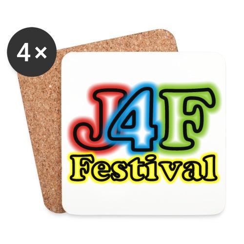 Just4Fun-Festival Untersetzer (4er-Set) - Untersetzer (4er-Set)
