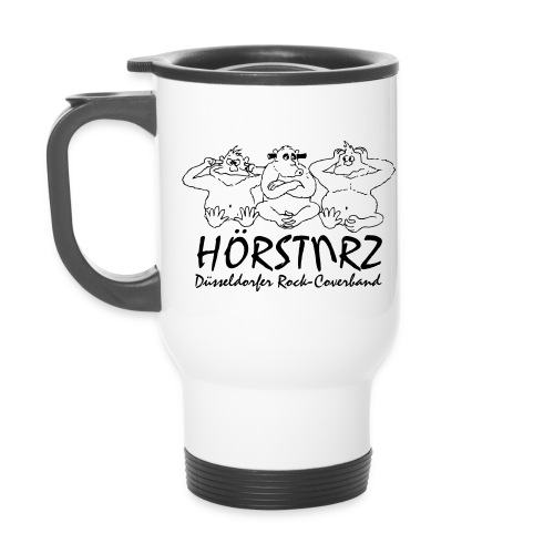 Hörsturz Thermobecher - Thermobecher