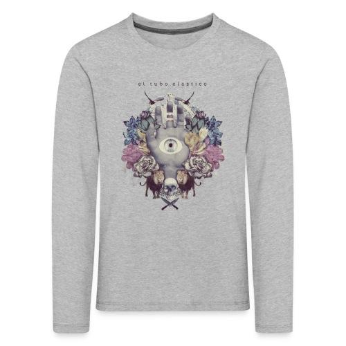 Niño/Niña - Camiseta de manga larga premium niño