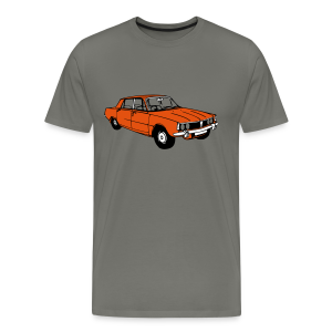 Rover P6 Series I - Men's Premium T-Shirt