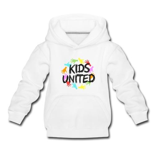 sweat KU - Pull à capuche Premium Enfant