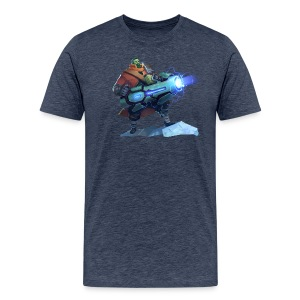 T-Shirt Captain - Men's Premium T-Shirt
