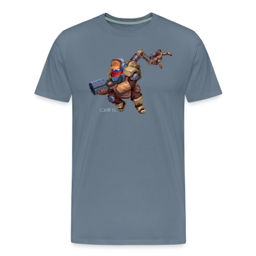 T-Shirt Engineer - Men's Premium T-Shirt