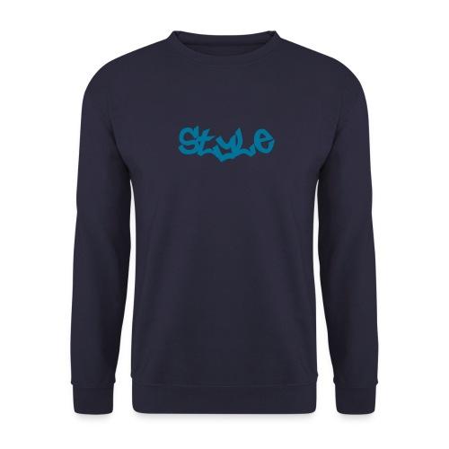 Jacker (blue) - Men's Sweatshirt