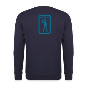Jacket (blue) - Men's Sweatshirt