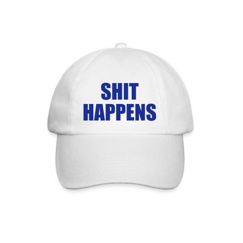 White Cap - Baseball Cap