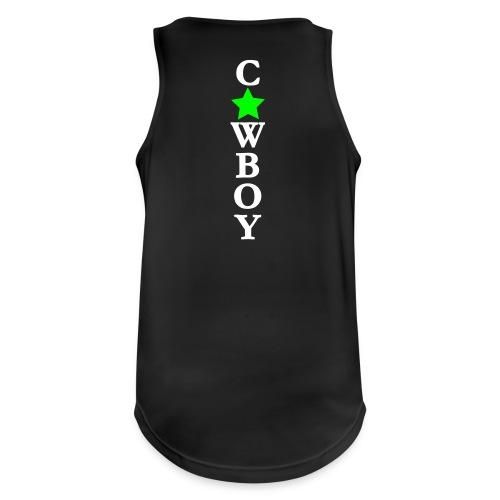 C+WBOY - Männer Tank Top atmungsaktiv