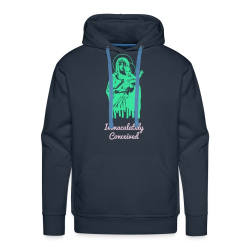 Immaculately Conceived - Men's Premium Hoodie