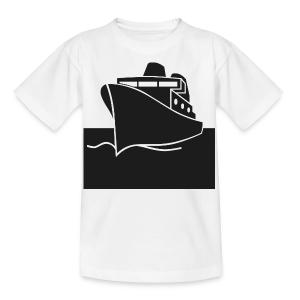 Boat - Kids - T-shirt Enfant