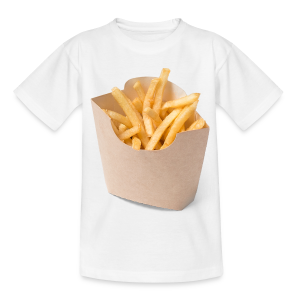 French fries- Kids - T-shirt Enfant