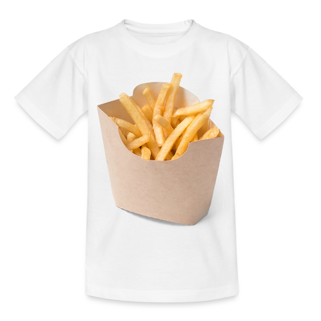 French fries- Kids
