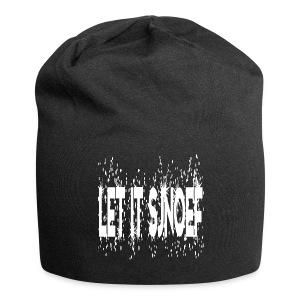 Let it Sjnoef - Jersey-Beanie