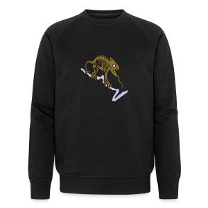 Gecko - Männer Bio-Sweatshirt von Stanley & Stella