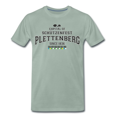 Capital of Schützenfest - SVG - Männer Premium T-Shirt