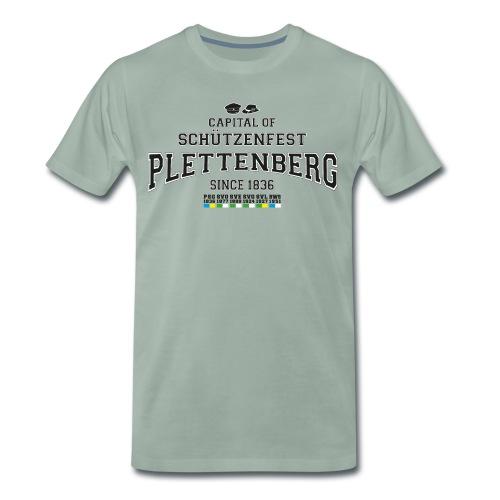 Capital of Schützenfest - BWS - Männer Premium T-Shirt