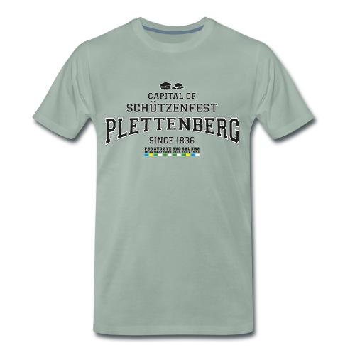 Capital of Schützenfest -  PSG - Männer Premium T-Shirt