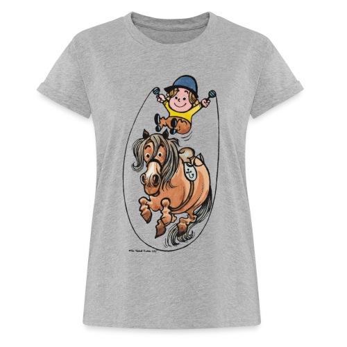 Thelwell Springseil - Women's Oversize T-Shirt