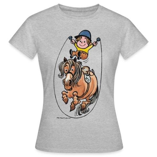 Thelwell Springseil - Women's T-Shirt