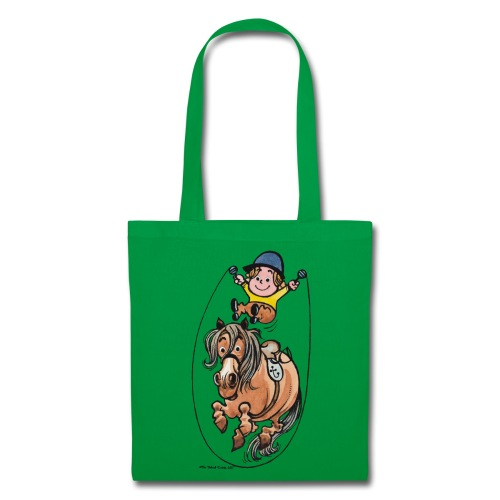 Thelwell Springseil - Tote Bag