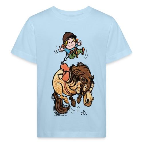 Thelwell Rodeo - Kids' Organic T-Shirt