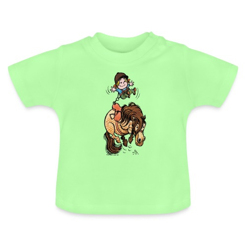 Thelwell Rodeo - Baby T-Shirt
