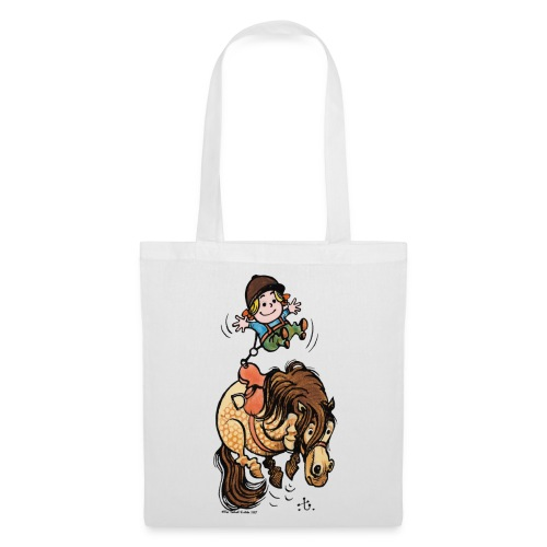 Thelwell Rodeo - Tote Bag