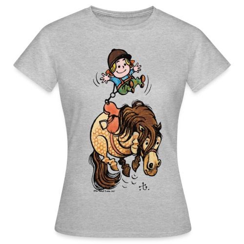Thelwell Rodeo - Women's T-Shirt