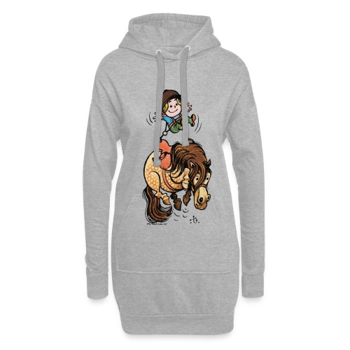 Thelwell Rodeo - Hoodie Dress