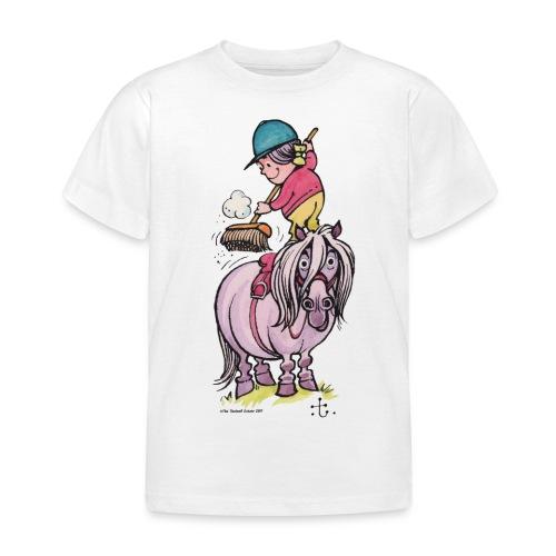 Thelwell Frühjahrsputz - Kids' T-Shirt