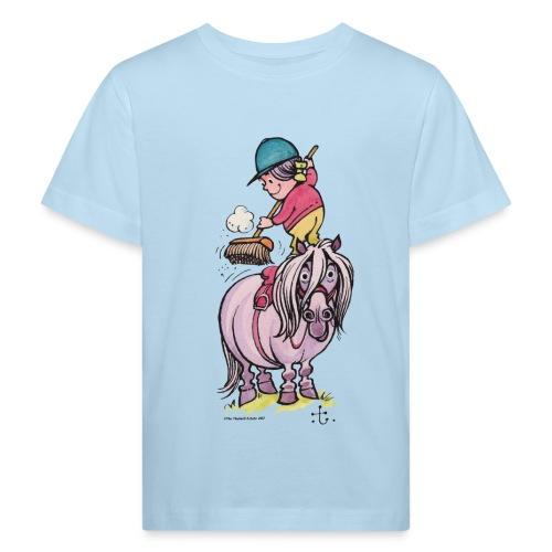 Thelwell Frühjahrsputz - Kids' Organic T-Shirt